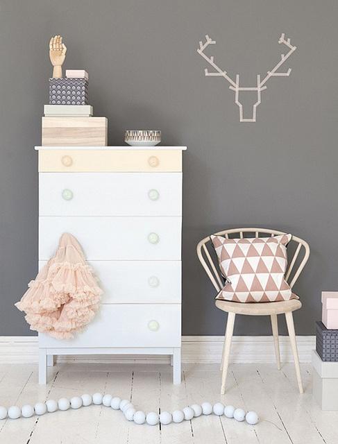het woonschrift zelfmaakidee voor kerst met washi tape. Black Bedroom Furniture Sets. Home Design Ideas