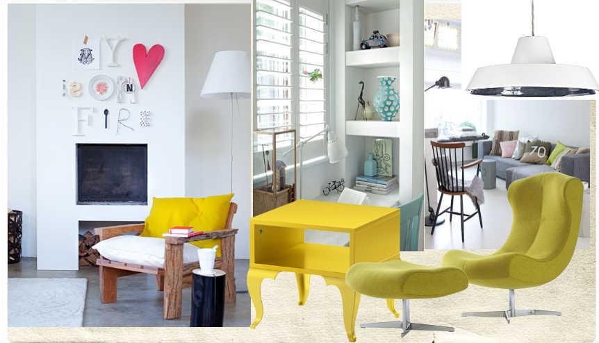 Hoe kies je kleur in je interieur - Kies kleur ruimte ...