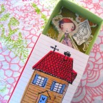 mini camille doll house via etsy
