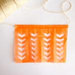 oranje slingers voor meer oranjegevoel