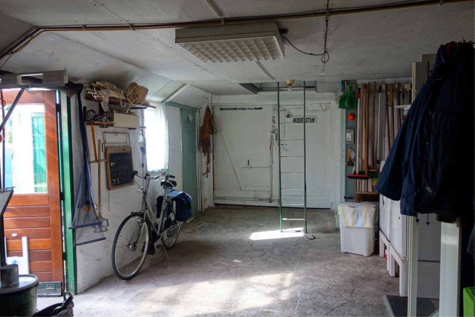 oude garage - het Woonschrift