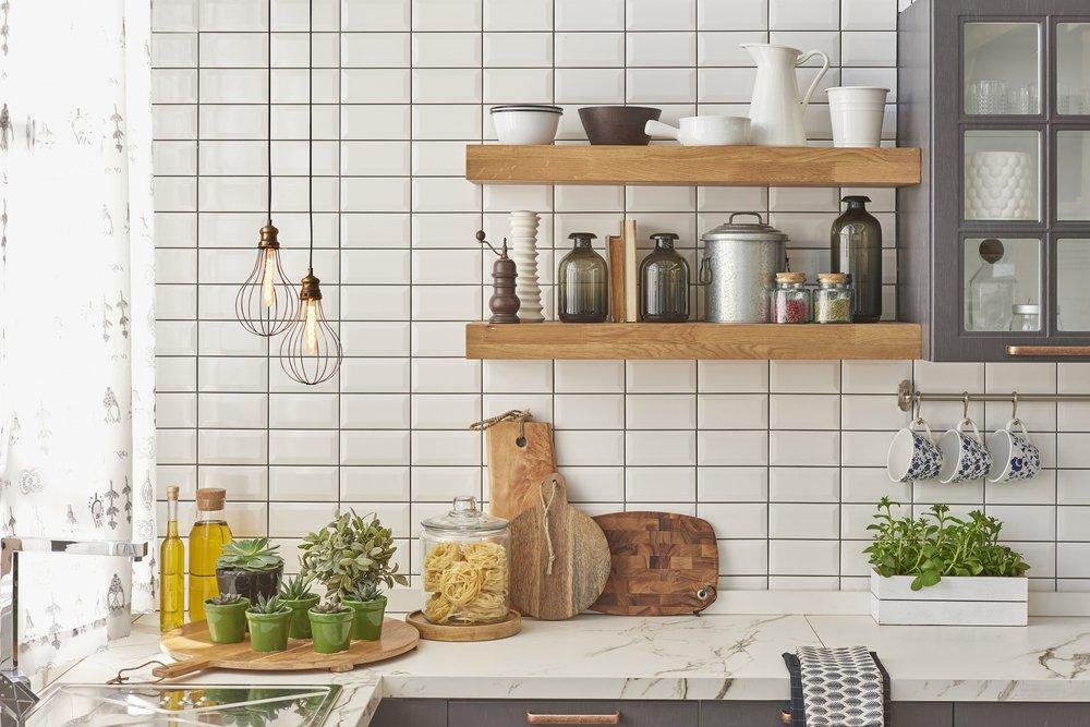 Keuken Diy Opbergen : Een landelijke keuken aankleden diy tips het woonschrift