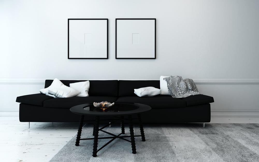 zwarte elementen in je interieur stoer en chic tegelijk het woonschrift
