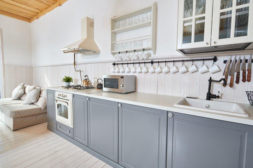Verwonderend DIY: Oude keukenkastjes opknappen en pimpen - het Woonschrift OJ-31